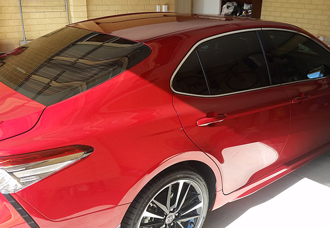 car window tinting perth